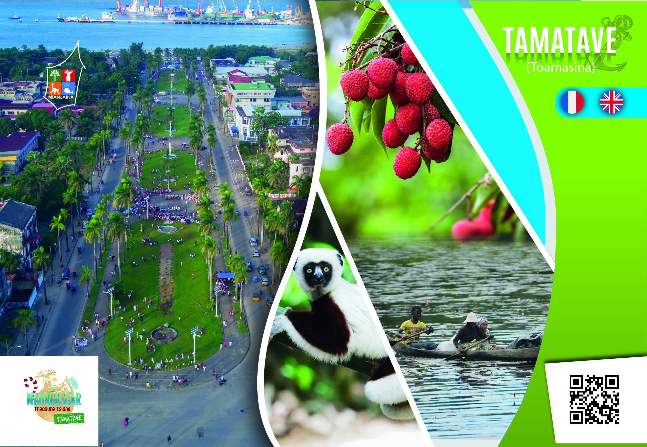 OFFICE REGIONAL DU TOURISME brochure_tamatave_2